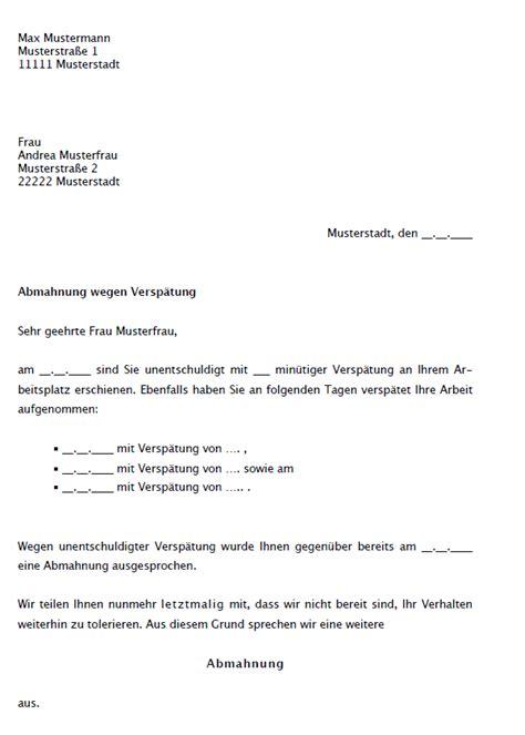 Mahnung Schreiben Muster österreich Abmahnung Abmahnung Wegen Beleidigung Vorschau Laden Sie Hier Kostenlos Das Muster Kndigung
