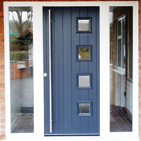 New Upvc Front Door Upvc Doors Glazed Front Doors York Savanna Windows