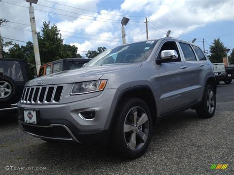 2014 Jeep Grand Colors 2014 Billet Silver Metallic Jeep Grand Limited