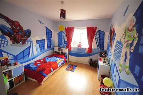 super hero bedroom superhero bedroom kid s room pinterest