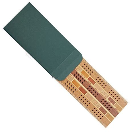 Crib Player by Cribbage Board 3 Player Timber Arts New Zealand