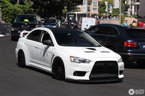 mitsubishi lancer evolution 2017 mitsubishi lancer evolution x 28 april 2017 autogespot