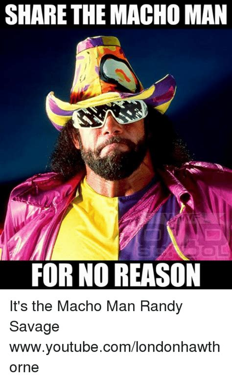 Macho Man Memes - 25 best memes about randy savage randy savage memes
