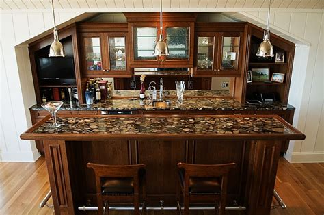 wet bars wet bars home bar gallery cozy kitchens