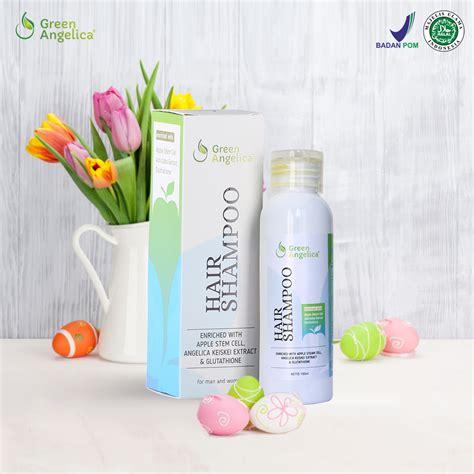 Harga Green Obat Penumbuh Rambut hadir produk green sho penumbuh rambut alami