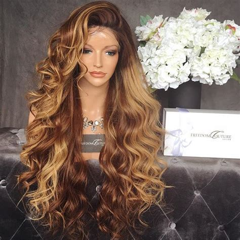 American Hairstyles For Couture Pictures The Coco Unit By Freedom Couture Designer Luxury Wigs Hair Ps Extensions And App
