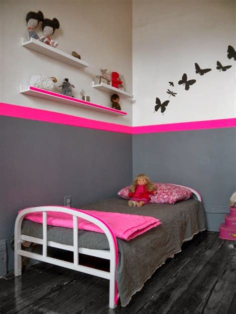 decoracion dormitorio rosa y gris dormitorios para ni 241 as en rosa y gris ideas para decorar