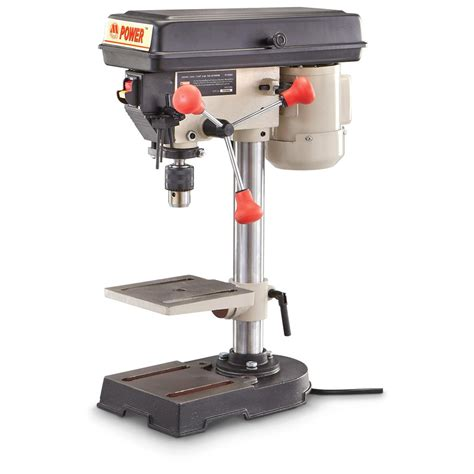 speed bench press master quality 5 speed bench top drill press 578794