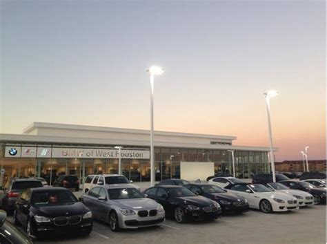 bmw dealership houston bmw of west houston houston tx 77449 car dealership