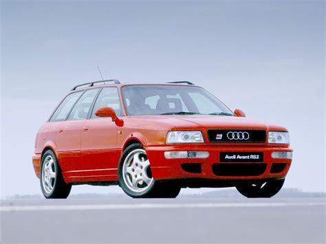 The Fast & The Forbidden: 1994-1995 Audi RS2 Avant | Sub5zero Audi Rs2 Mobile