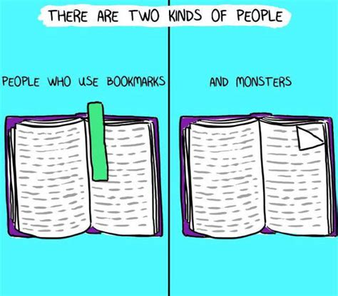 two kinds of books there are two kinds of who read books realfunny