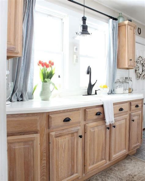how to clean kitchen wood cabinets best 25 light wood cabinets ideas on pinterest natural