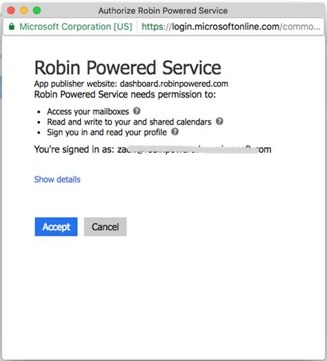 The Only Web 20 Account Youll Need Useless Account by How To Connect A Service Account For Office 365 Robin At