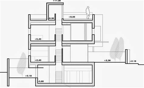 section through staircase pin architectural stair section on pinterest