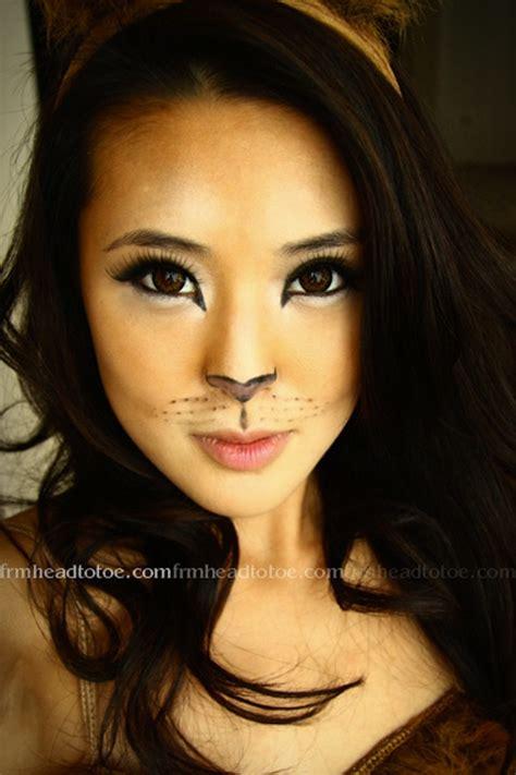 cat makeup of the week fierce feline makeup