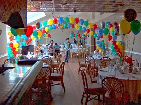 birthday decoration ideas home balloons tierra