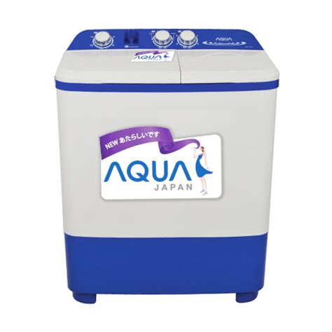 Mesin Cuci Aqua Qw 780xt jual aqua qw 771xt mesin cuci 2 tabung harga