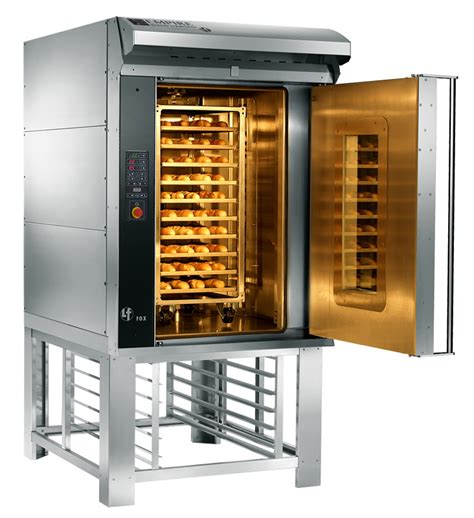 How To Make Rack Of In Oven by Lfr Fox 10 Rotating Half Rack Oven Empire Bakery Equipment