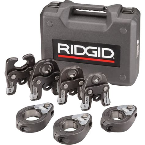 Ridgid 48553 Kit Megapress Std 1 2 Quot 2 Quot Plumbersstock