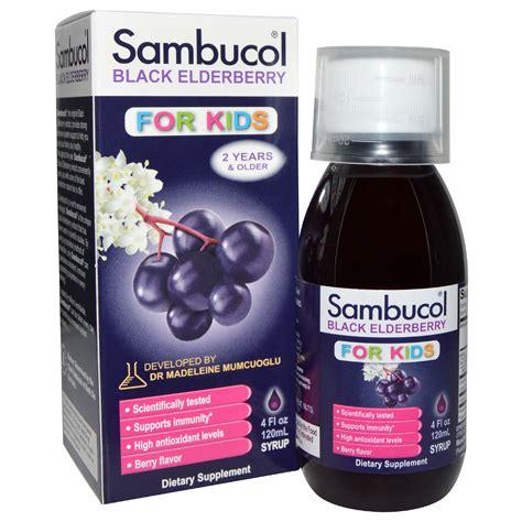 Sambucol For by Sambucol Black Elderberry Immune System Support For