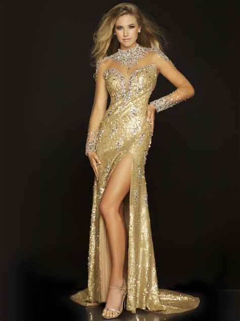 Mac Formal Black Collection by Mac Duggal Pageant 91024 Mac Duggal Pageant Collection