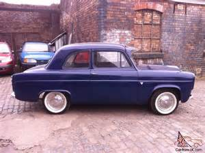 Ford Anglia For Sale Usa Ford Anglia 100e Blue 1959 1172cc Mot And Tax Exempt