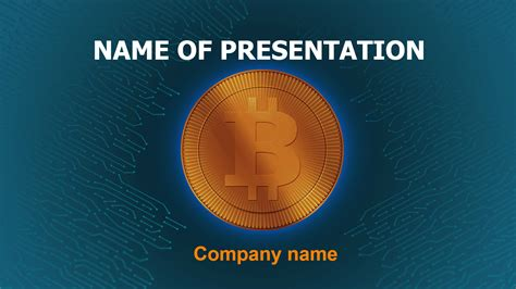 Download Free Free Buy Bitcoin Powerpoint Template And Theme For Your Presentation Bitcoin Powerpoint Template