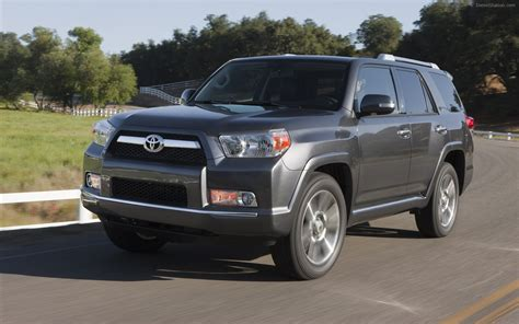 2012 Toyota 4runner Limited Toyota 4runner Limited 2012 Widescreen Car Photo