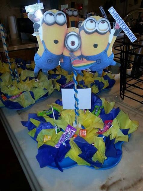 minions centerpieces 125 best images about minion on minion