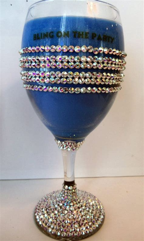 party glasses swarovski crystal 37 best images about ideas for 21 bday on pinterest
