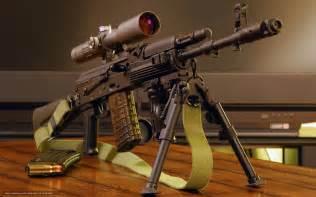 Download wallpaper Kalash, The Kalashnikov rifle, automatic, weapon