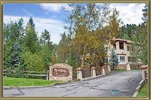 homes for in evergreen co evergreen co neighborhood map gold compass real estate