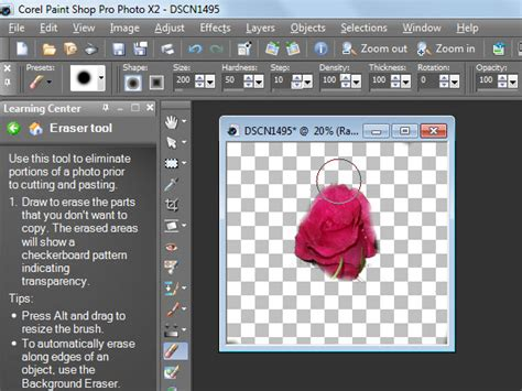 make background transparent in paint how to create a transparent gif in paint shop pro 7 steps