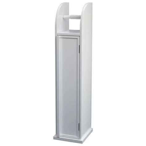 bathroom cabinet toilet roll holder free standing white storage cabinet toilet roll holder