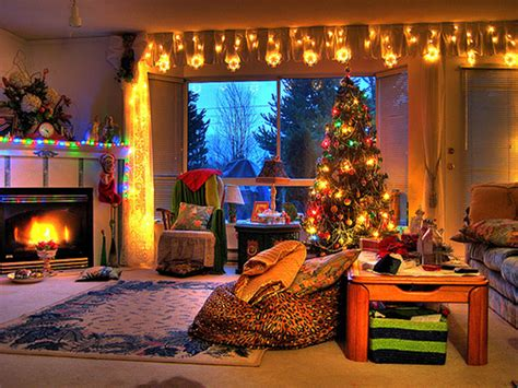 awesome and beautiful christmas tree decor for living room