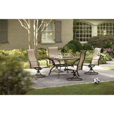 Martha Stewart Living Cardona Collection 5 Piece Dining Martha Stewart Patio Dining Set