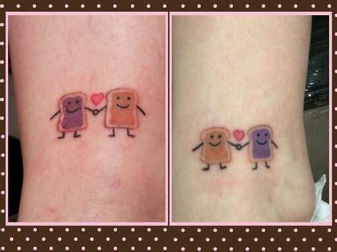 peanut butter and jelly tattoo peanut butter jelly tattoos tattoos