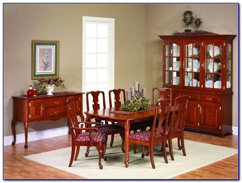 thomasville cherry dining room set thomasville queen anne cherry dining room set m 246 bel