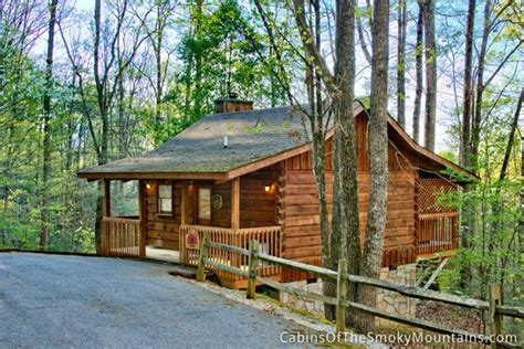Secret Cabin by Pigeon Forge Cabin Secret Seclusion 1 Bedroom Sleeps 2