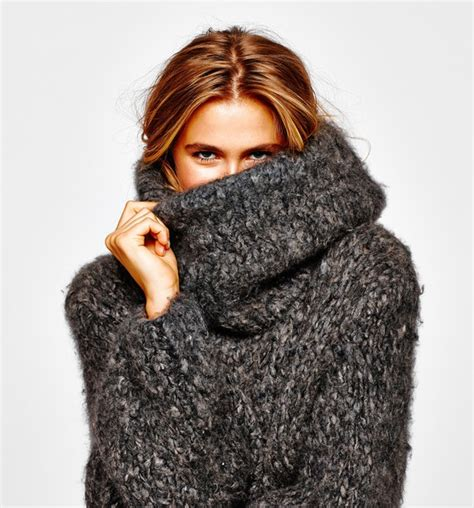 big sweaters sweaters get big and bigger for fall wsj