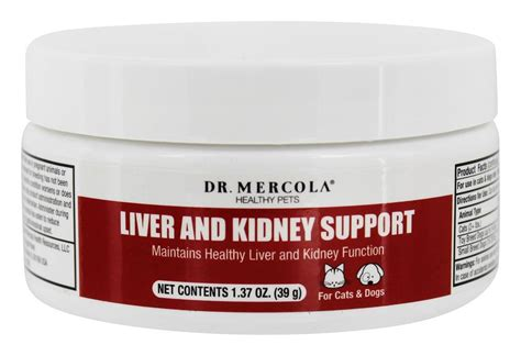 Dr Mercola Liver Detox by Buy Dr Mercola Liver And Kidney Support For Pets 1 37