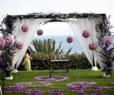 Wedding Garden Decoration Ideas Wedding Decor With Floral Decoration Cool Wedding Decoration Outdoor Interior Design Ideas
