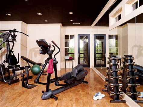 decorating ideas for a workout room room decorating