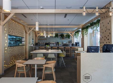 interior design cafe project greenhouse cafe by roni keren interior design studio
