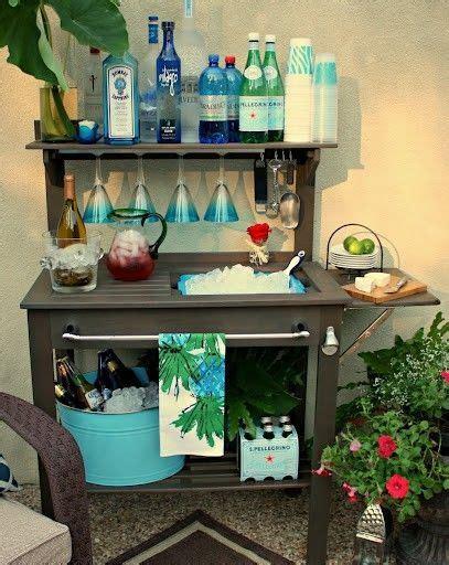 potting bench bar 170 best outside poolside ideas images on pinterest