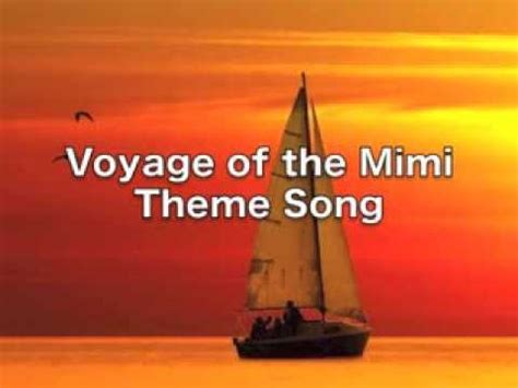 theme song voyage to the bottom of the sea voyage of the mimi theme song youtube
