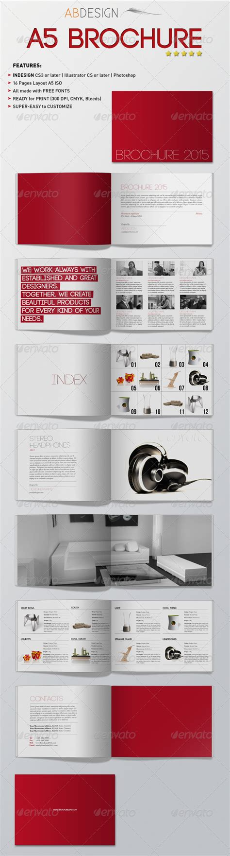 best layout design brochure 21 of the best premium magazine brochure layout
