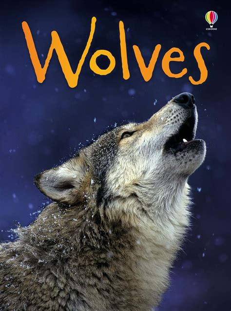 wolves picture book wolves at usborne children s books