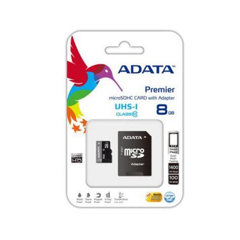 Micro Sd Adata 8gb memoria micro sd marca adata 8gb