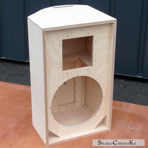 Subwoofer Cabinet Design by Speaker Box Design Plans Woodworking Design And Plans